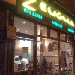 zeugma, Sheffield, South Yorkshire