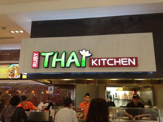 Ruby Thai Kitchen The Kitchen