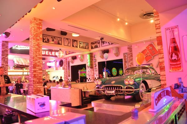 corvette diner photos. Cars Review. Best American Auto & Cars Review