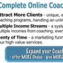 Online Solutions For Coaches