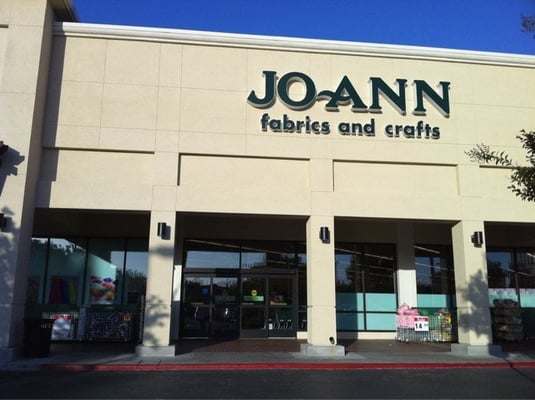 jo ann fabric and craft fabric stores blossom valley On joann craft store near me