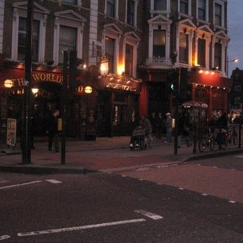 The World's End in Camden