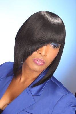 short bobs, sew in weave, quick weaves san diego hair phenatiks | Yelp