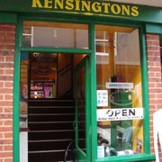 Kensington Cafe, Brighton