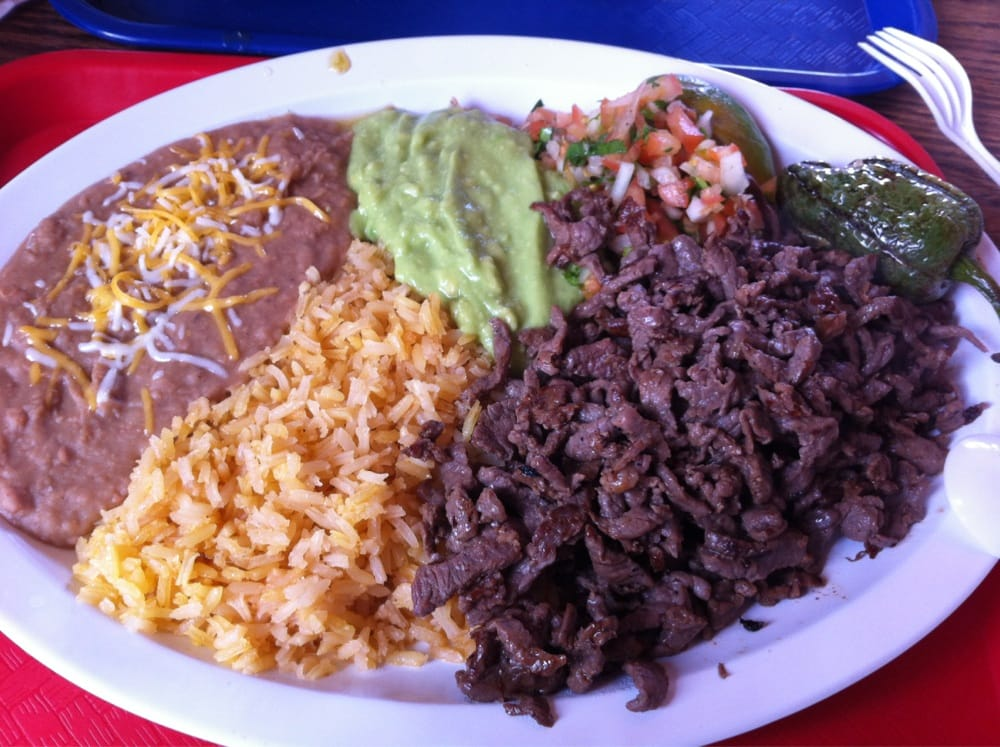 Carne asada plate... | Yelp