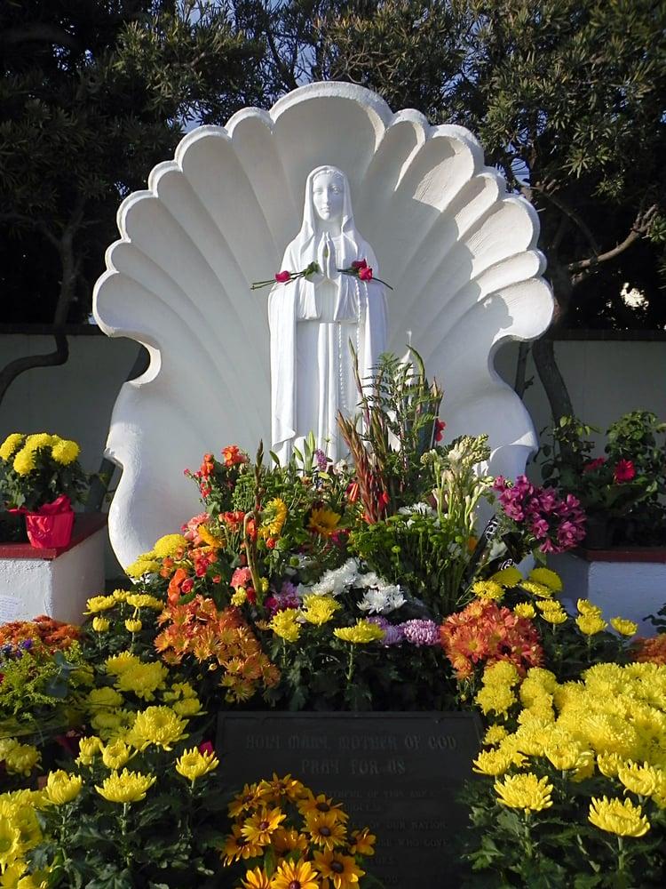 Long Beach Sagely Monastery Virgin Mary
