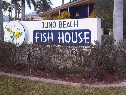 for Juno beach fish house