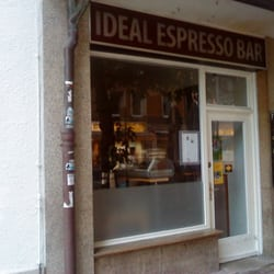 Ideal Espresso Bar