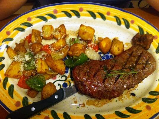Grilled Chicken Toscano Olive Garden