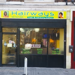 Hairways, London