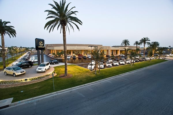 motor city lexus of bakersfield car dealers