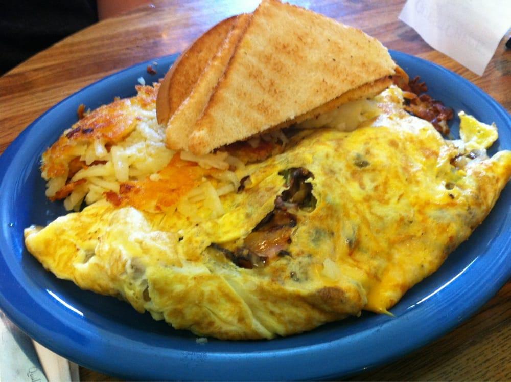 Omelette Cafe Near Me