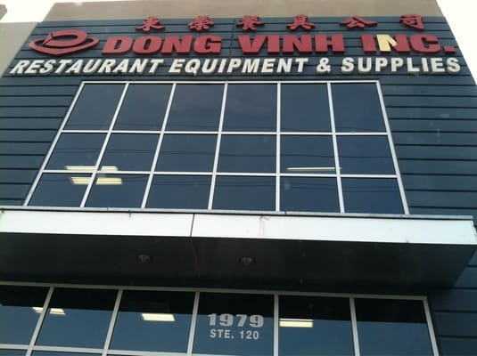 Dong Vinh Restaurant Equipment Amp Supplies Appliances
