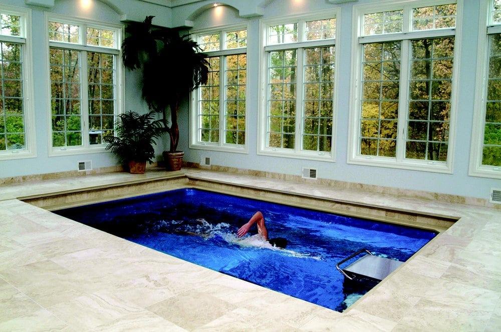 Sunroom Endless Pool  Yelp