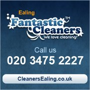 Ealing Cleaners, London