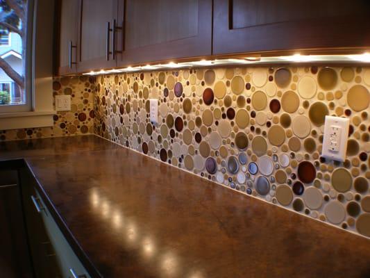 custom kitchen backsplash installations yelp
