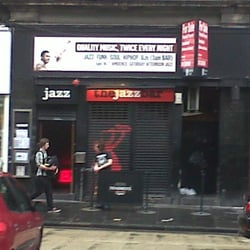 The Jazz Bar, Edinburgh, UK