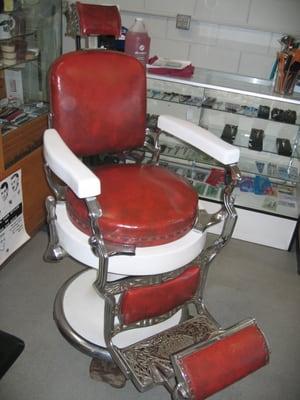 Koken Real Barber Chair Yelp