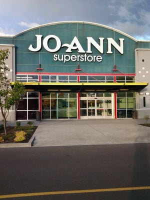 joann fabrics and crafts store fabric stores lents On joann craft store near me