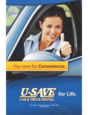 U Save Car Rental Newark Airport