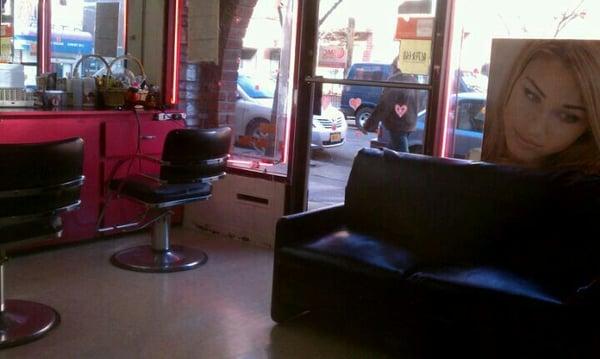 Stefanes barber shop beauty salon unisex elmhurst - Barber vs hair salon ...