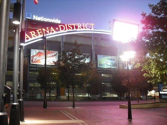 Nationwide Arena - Stadiums & Arenas - Arena District ...
