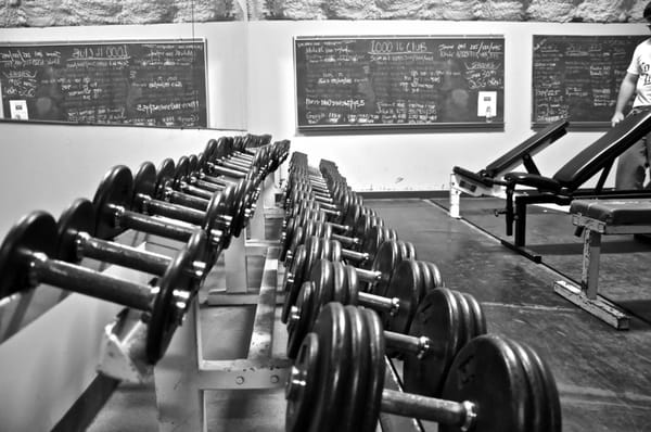 Old school gym pataskala oh yelp
