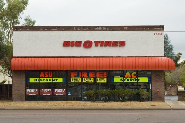 Big o tires coupons az