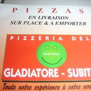 Del Gladiatore, Paris
