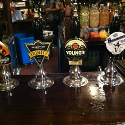 Unusual selection of draught