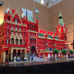 Brick City exhibit (Feb '14)