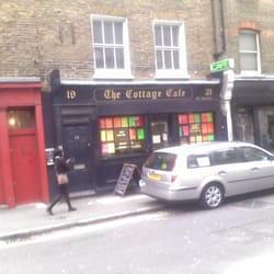 The Cottage Cafe, London, UK