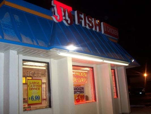 J j fish chicken of cicero closed seafood cicero for Jj fish chicken chicago il
