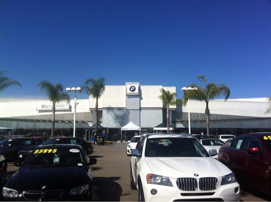 Shelly Bmw Car Dealers Buena Park Ca Yelp