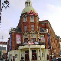 Wimbledon Theatre, London