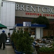 Brent Cross Shopping Centre, London