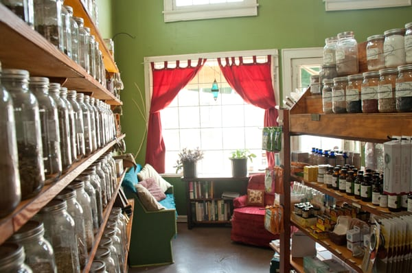 herb shop new orleans