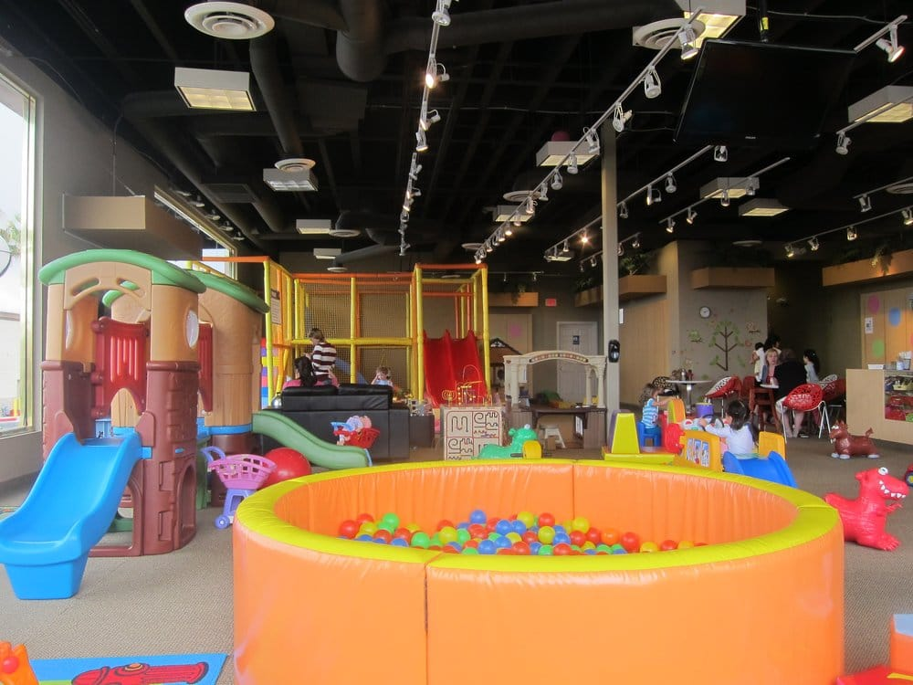 for Ball pits near me