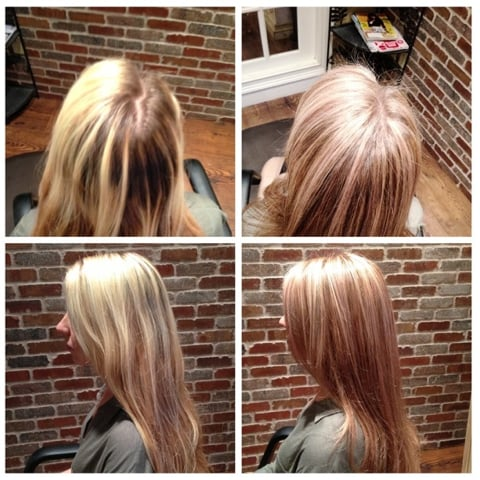 Before And After Color Correction Hair By Dary  Yelp