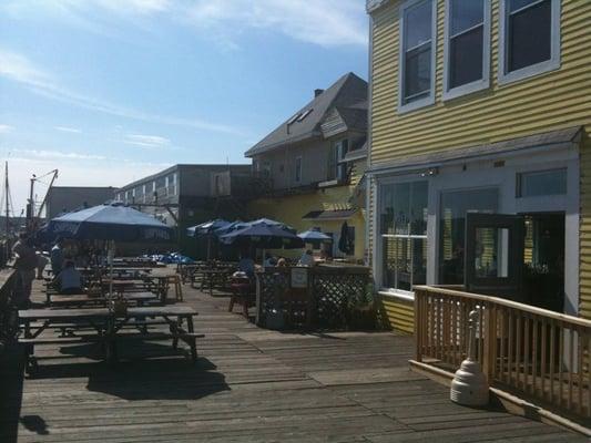 Porthole restaurant moved old port portland me yelp for 02 salon portland maine