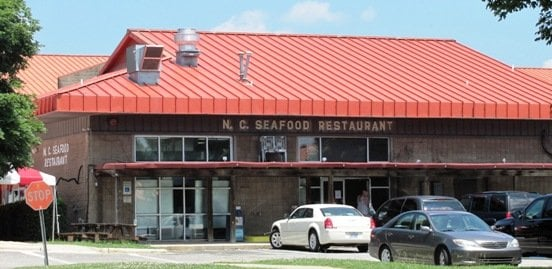 north carolina seafood restaurant at the farmer s market