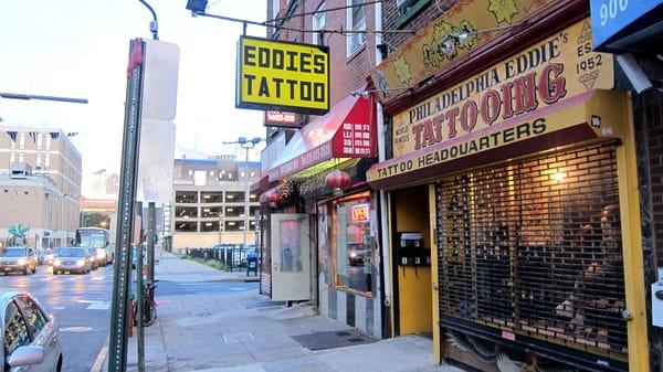 Philadelphia eddies s chinatown tattoo tattoo for Philadelphia tattoo shops