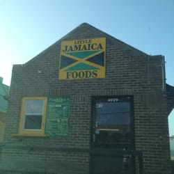 Little Jamaica Foods logo