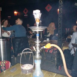 Hookah with the best watermelon shisha I've had