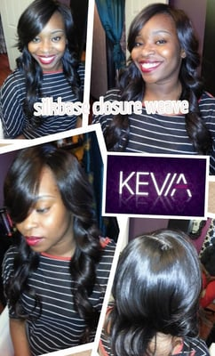 Full Sew in with Lace Closure