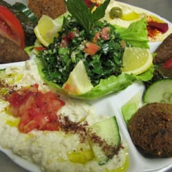 Selection Of Mezze