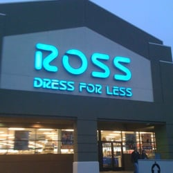 Nov 30,  · I love Ross! Every time I am in the USA I make sure to check out The Ross Dress For Less. This location was a bit disorganized and messy. However it didn't stop me from finding some great items at unreal prices! Staff was pretty friendly, and although the line up to pay was rather long. It /5(19).