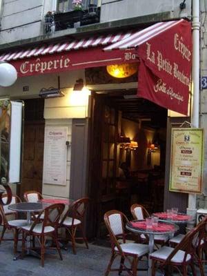 Crêperie - [Bouffe] La Petite Bouclerie - Paris l