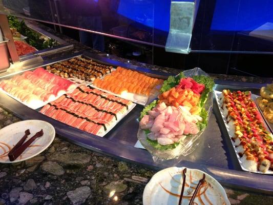 Virginia Beach Seafood Buffet Restaurants