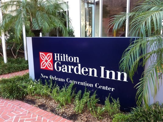 Hilton Garden Inn New Orleans Convention Center Hotels New Orleans La Yelp